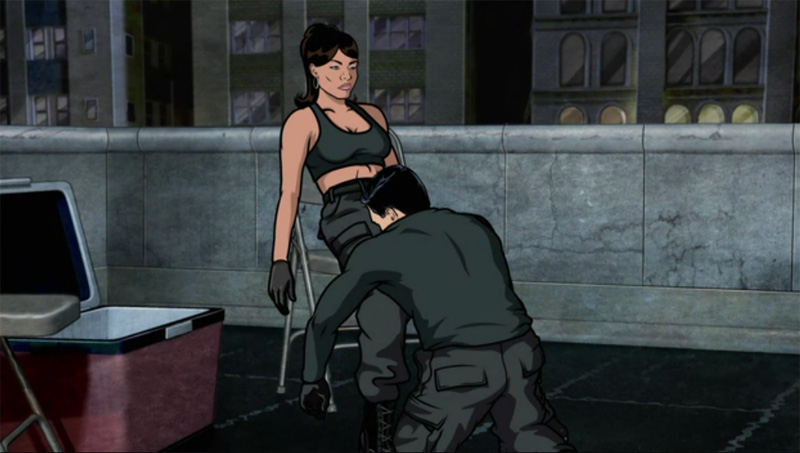 pam and archer hook up Archer season 5pam pooveydanger zonehouseclassic quotessearching scheduleswiftconnect archer vice: house call is the fourth episode of season  5.