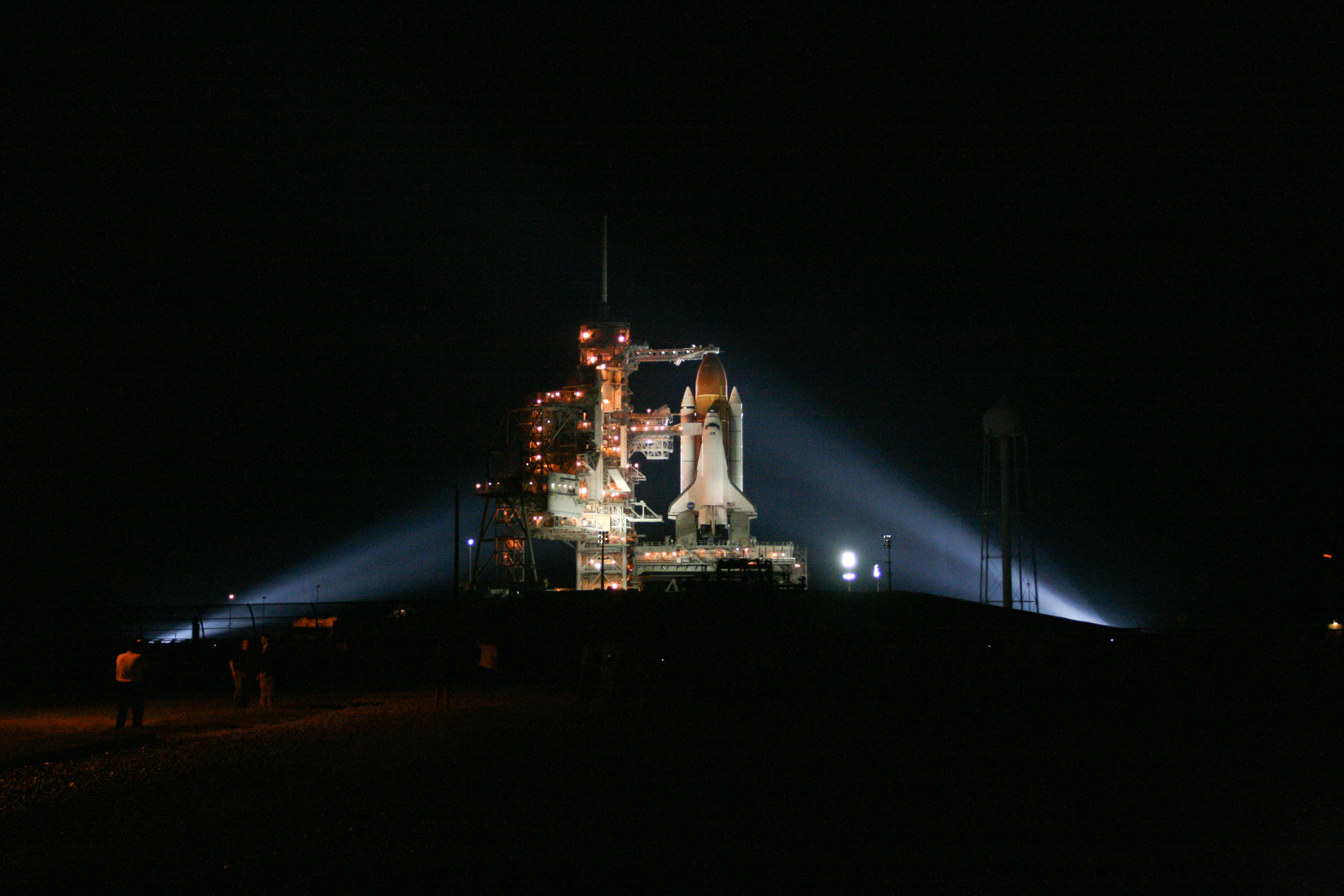 NASA Night Launch - Pics about space