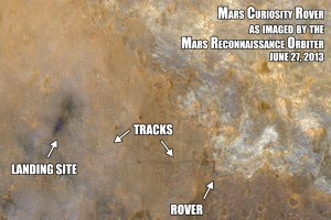 Meanwhile… on the surface of Mars…
