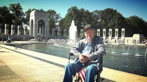 At HIS Memorial