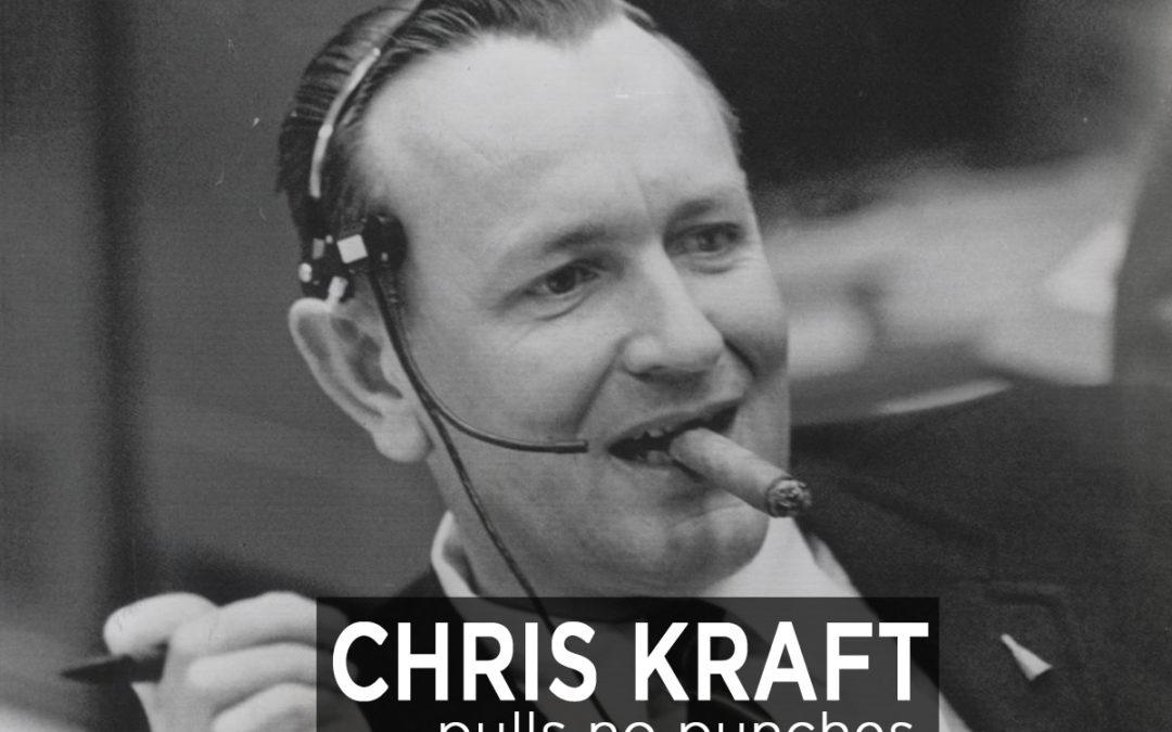 Chris Kraft pulls no punches