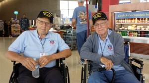 WWII Vet buddies