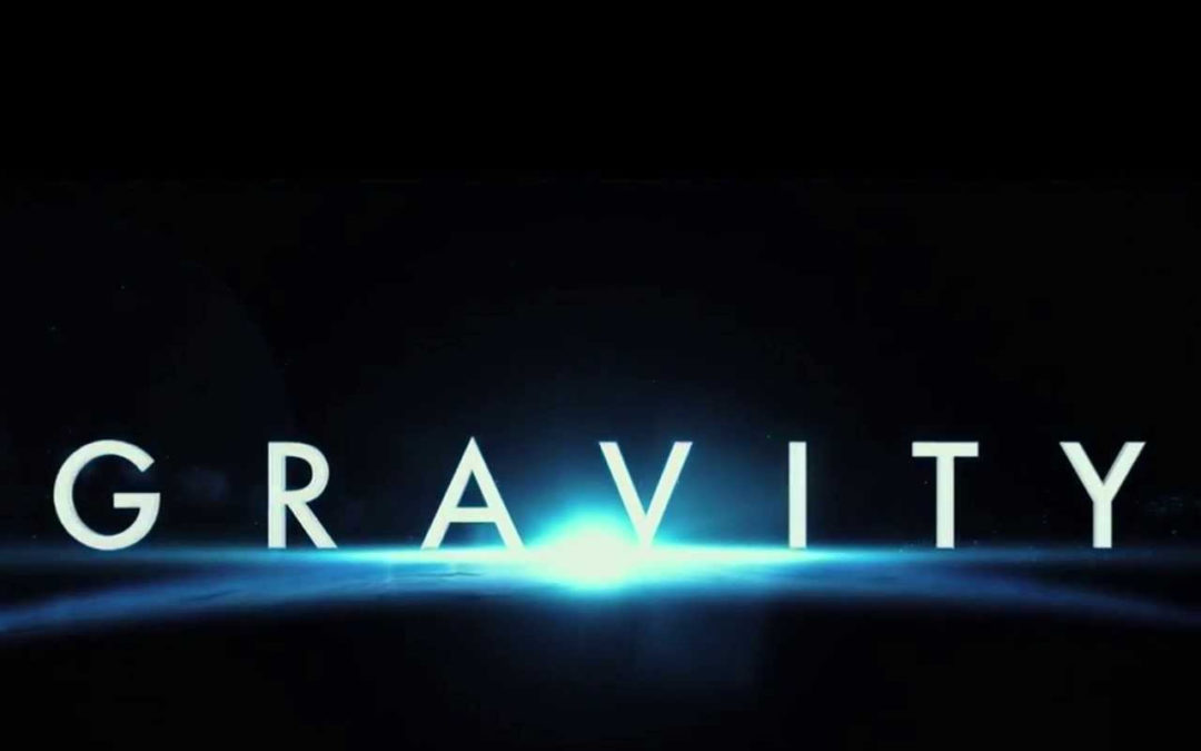 Gravity – it's not just a suggestion…
