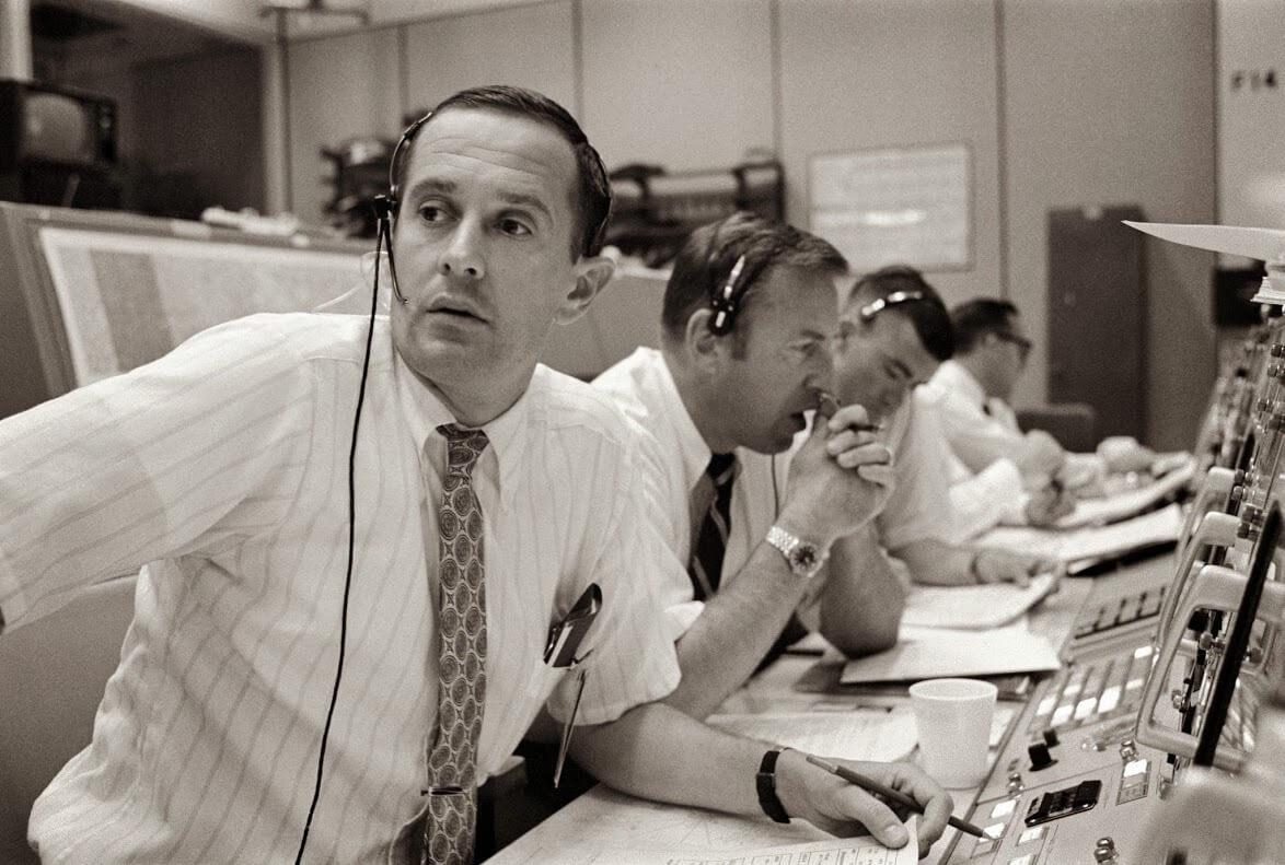 Apollo 13 Movie Mission Control Celebration