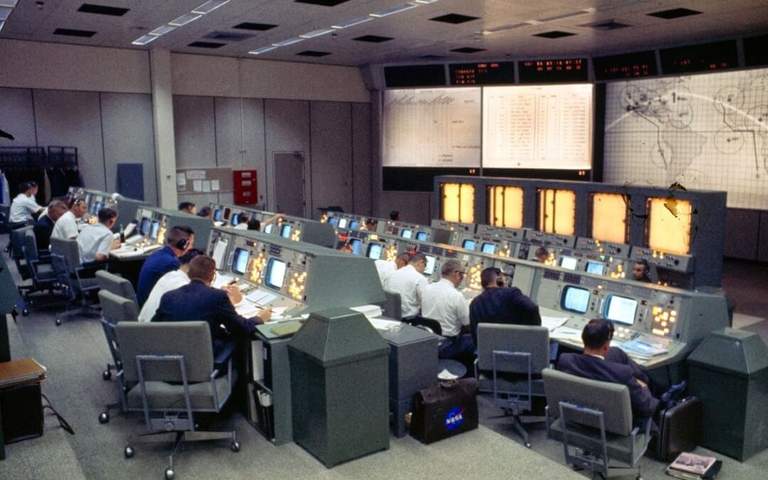 50 years of Mission Control