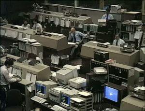 MCC - Flight Control Room 1