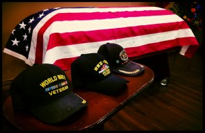 flag-draped-casket