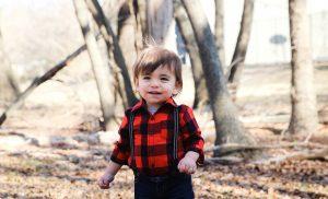 First Birthday photoshoot – Cole