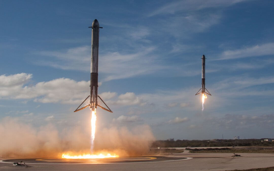 Witnessing History – SpaceX
