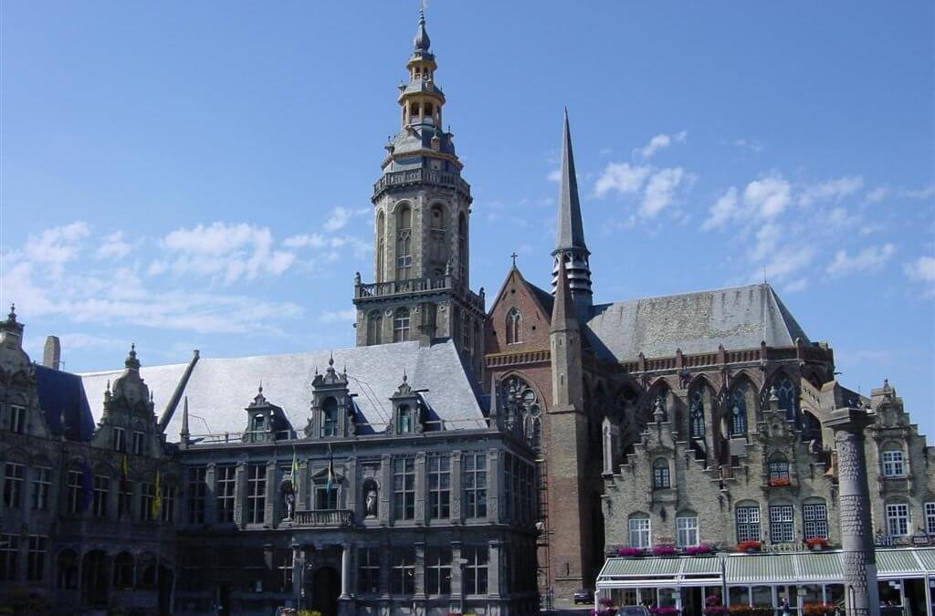 An Afternoon in Veurne