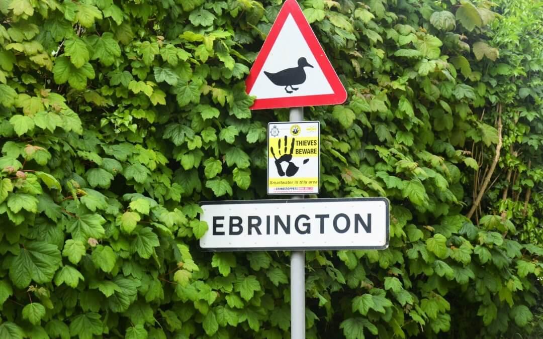 Ebrington and St. Eadburgha's