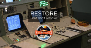 Restore but don't remove
