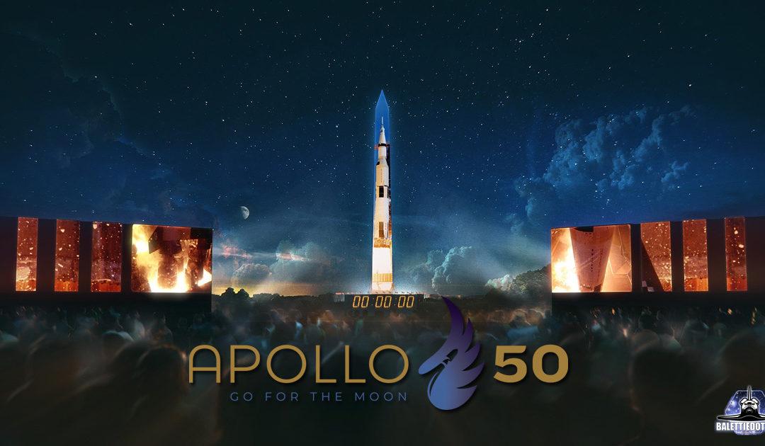 Apollo 50: Go for the Moon.