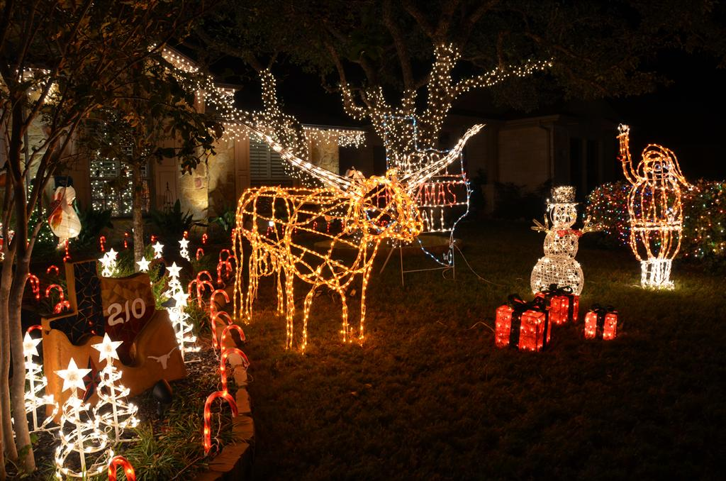 your 2011 christmas decorations