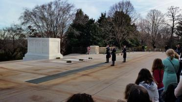 Arlington - Tomb of the Unknown Soldier guards (2)