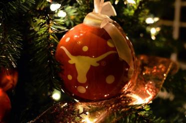 Longhorn tree ornaments 2