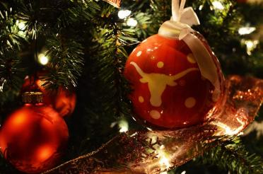 Longhorn tree ornaments 3