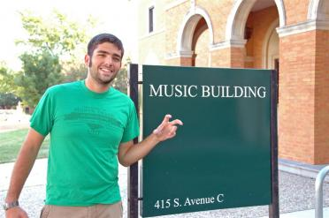 andrew-at-the-unt-music-building