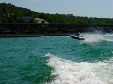 Lake Travis - 16May04