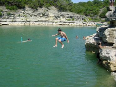 Lake Travis - 20July03
