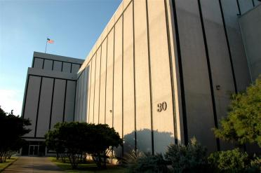 JSC Building 30 - Home of Mission Control