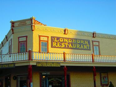 The Longhorn restaraunt