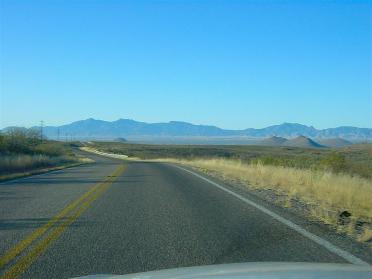 Tombstone-to-Sierra Vista