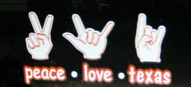 Peace, Love, Texas