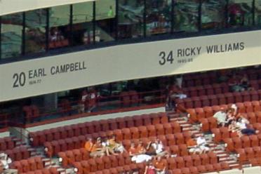 Earl and Rick - retired numbers