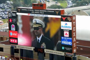 Admiral James G. Stavridis - honorary captain
