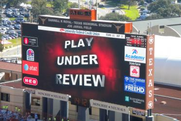 Play Under Review