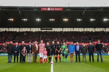 Stoke City Football Club - Stoke City v Southampton Premier Leag