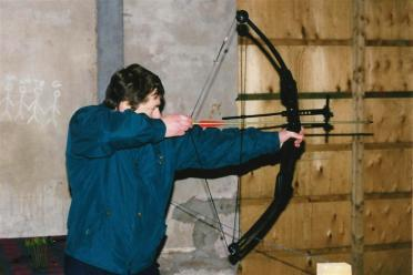 """Little John"" and the compound bow"