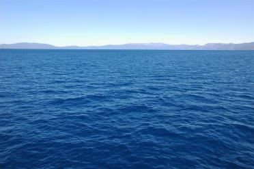 Beautiful Lake Tahoe waters